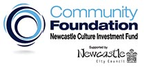 Newcastle Culture Investment Fund Logo